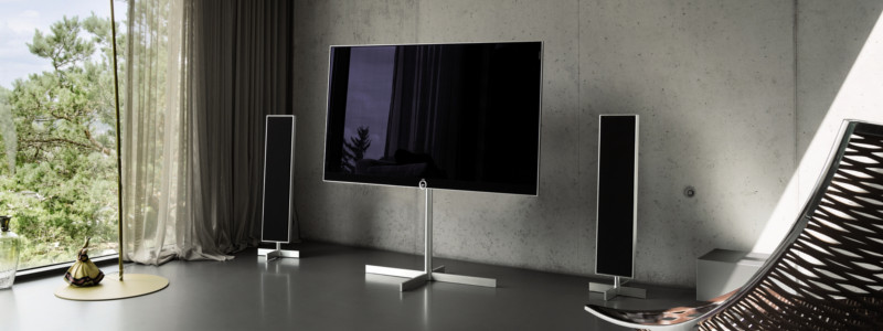 Loewe Reference LED TV inkl. Lausprecher