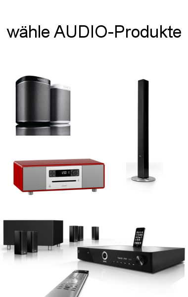 AUDIO-Produkte