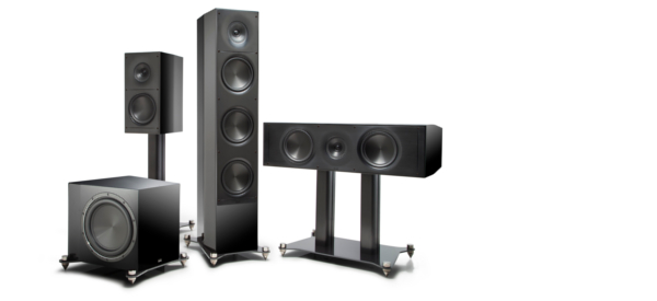 Elac Andante High End Speaker mit satter Belastbarkeit