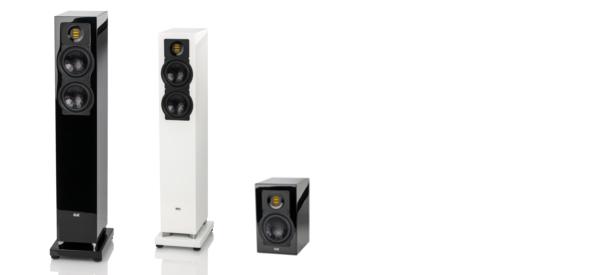 Elac Linie 240.3 High End Lautsprecher für den kleinen Geldbeutel
