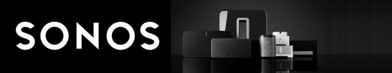 Sonos Soundsysteme Playbar, SUB und Surroundspeaker