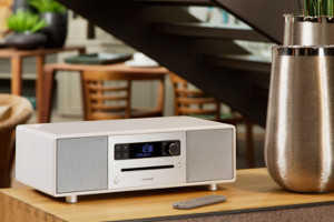 Sonoro stereo DAB+ CD MP3 UKW Microsystem
